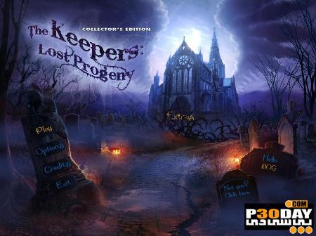 دانلود بازی اشیاء پنهان The Keepers: Lost Progeny Collector's Edition