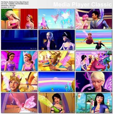 دانلود انیمیشن Barbie A Fairy Secret 2011