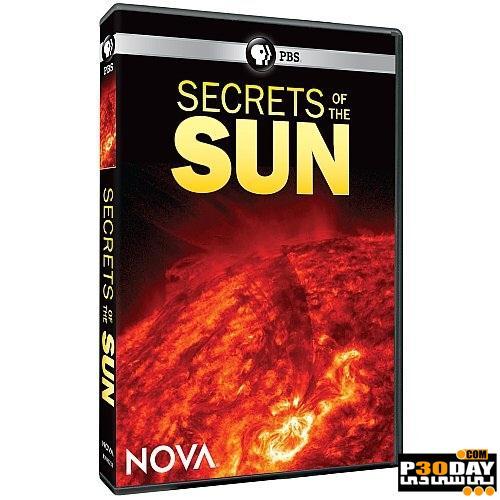 دانلود فیلم مستند اسرار خورشید PBS – NOVA: Secrets of the Sun 2012