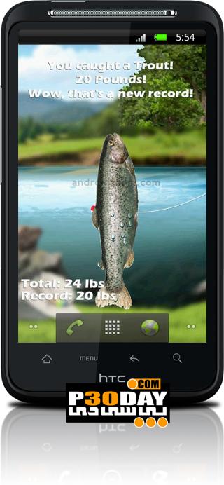 دانلود بازی ماهیگیری آندروید Gone Fishing v1.3.8