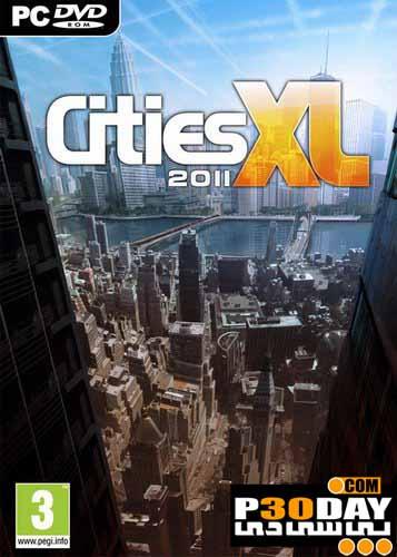 دانلود بازی Cities XL 2011 + کرک