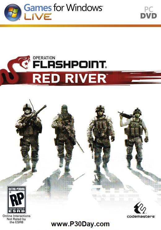 دانلود بازی Operation Flashpoint Red River 2011 + کرک