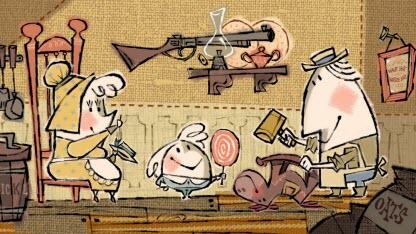 دانلود انیمیشن کوتاه Let's Pollute کاندید کسب جایزه اسکار ۲۰۱۱
