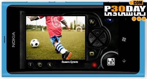 نرم افزار قدرتمند ویرایش عکس ها Camera Effects v.1.3.0.0 ویندوز موبایل 7