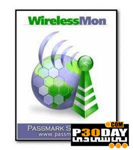 دانلود نرم افزار مدیریت شیکه بی سیم PassMark WirelessMon 4.0.0