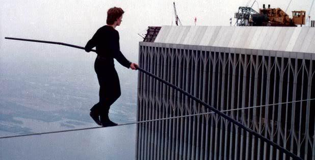 دانلود مستند دیدنی مرد روی سیم Man on Wire 2008