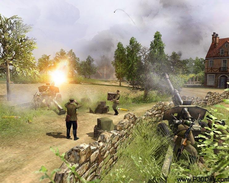 دانلود بازی Men of War + کرک