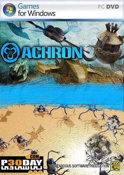 دانلود بازی Achron 2011 + کرک