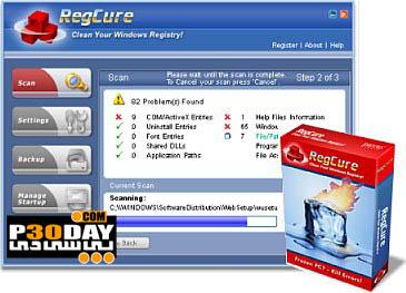 ParetoLogic RegCure Pro 3.2.14 – پاکسازی رجیستری ویندوز