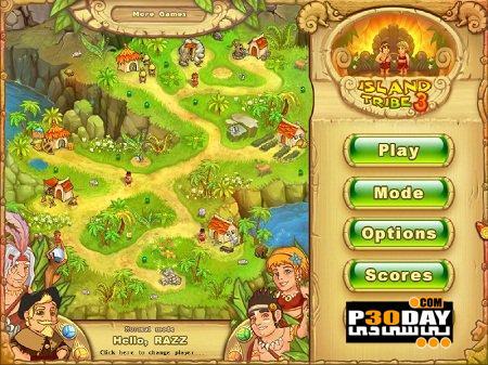دانلود بازی نجات ساکنان جزیره Island Tribe 3.v1.0