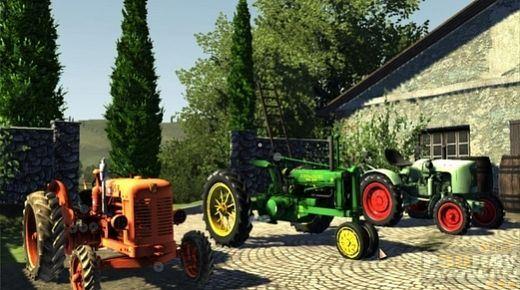 دانلود بازی Agricultural Simulator Historical Farming 2012