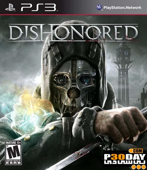 دانلود بازی Dishonored 2012 برای PS3 با لینک مستقیم