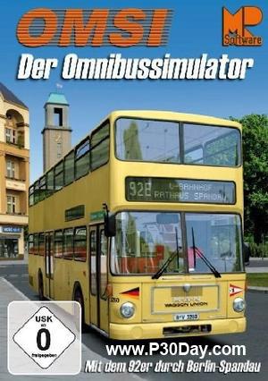 دانلود بازی OMSI The Bus Simulator 2011 + کرک