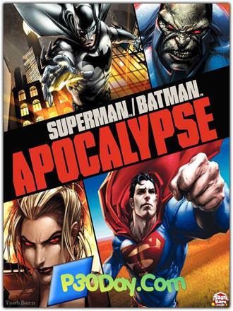 دانلود انیمیشن جدید Superman Batman Apocalypse 2010 با لینک مستقیم