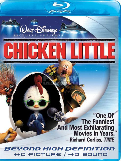 دانلود دوبله فارسی انیمیشن Chicken Little 2005