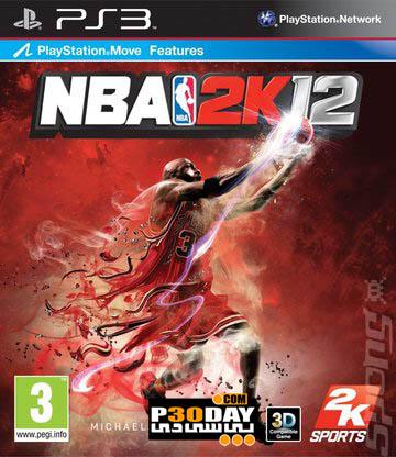 دانلود بازی NBA 2k12 برای PS3 با لینک مستقیم