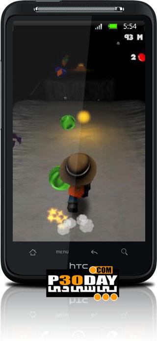 دانلود بازی جالب و سه بعدی 3D Cave Runner آندروید