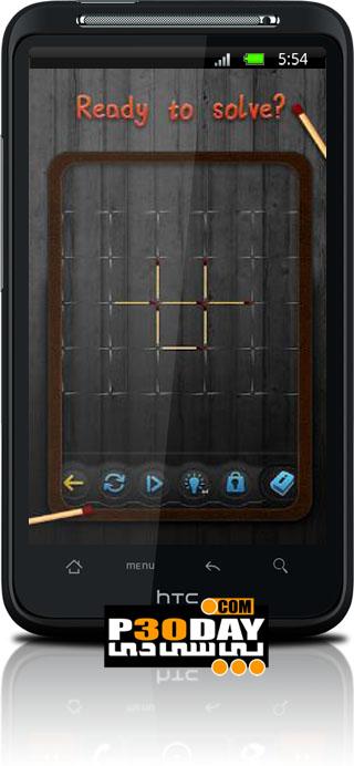 دانلود بازی پازلی و بسیار جذاب Matchstick Puzzle آندروید