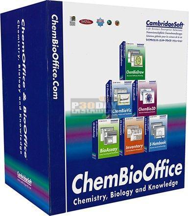 دانلود نرم افزار شیمی و زیست شناسی ChemBioOffice Ultra 13.0