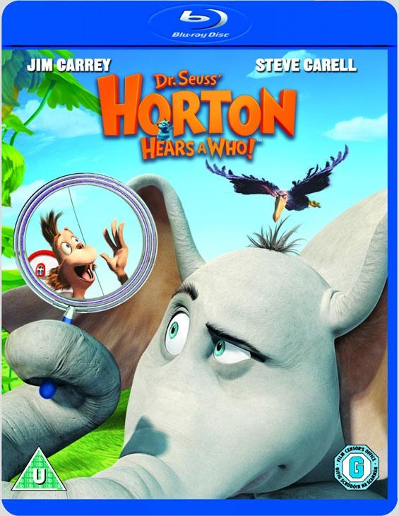 دانلود دوبله فارسی انیمیشن Horton Hears a Who 2008