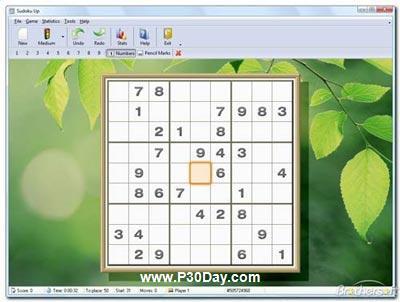 دانلود بازی سودوکو - Sudoku Up 2011