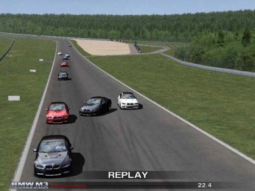 دانلود بازی مسابقه ای ماشین سواری BMW M3 Challenge