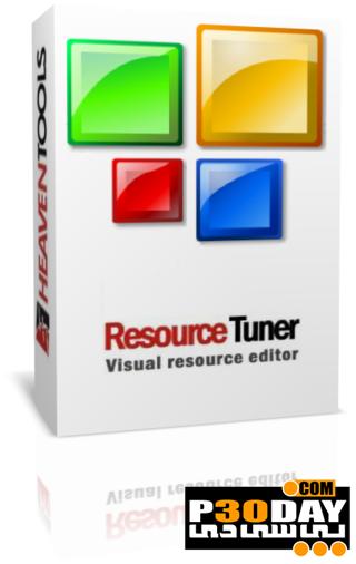 دانلود برنامه ویرایش فایلهای اجرایی Resource Tuner 1.99 R6