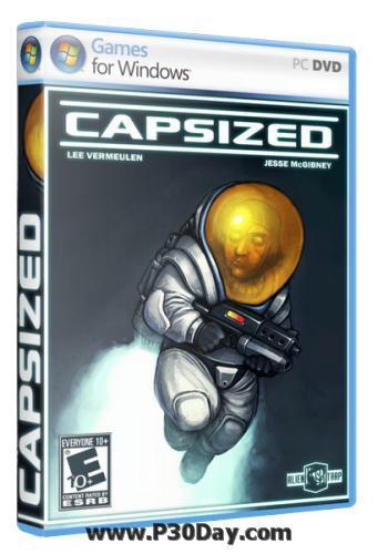 بازی زیبا و ماجراجویانه Capsized 2011