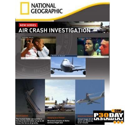 دانلود مستند بازسازی فجیع ترین سوانح هوایی فصل پنجم Air Crash Disasters