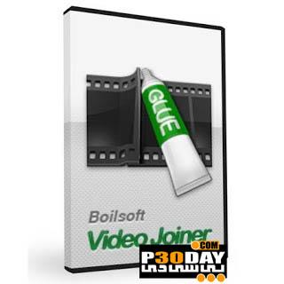 دانلود نرم افزار ادغام فیلم ها Boilsoft Video Joiner 7.01.1 Portable
