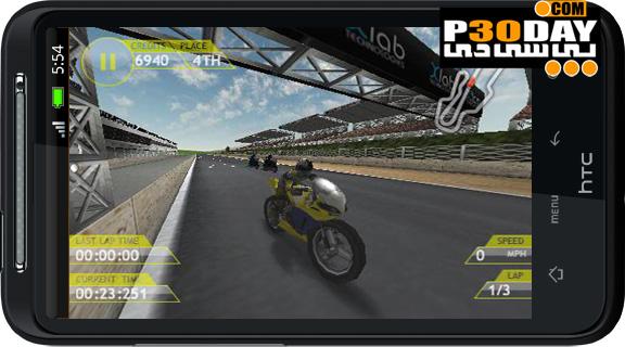 دانلود بازی موتورسواری آندروید و آیفون Motorbike GP