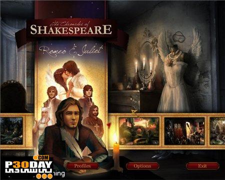 بازی جدید The Chronicles of Shakespeare: Romeo and Juliet FINAL