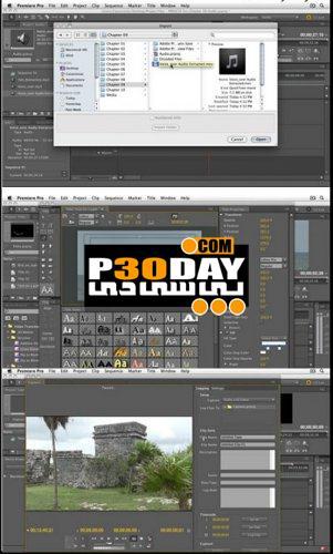 دانلود فیلم آموزشی کامل Adobe Premiere Pro CS5 Essentials