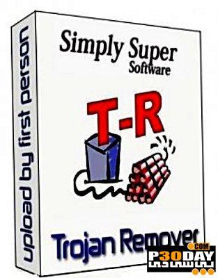 برنامه از بین بردن تروجان و بدافزارها Trojan Remover 6.8.3 Build 2605