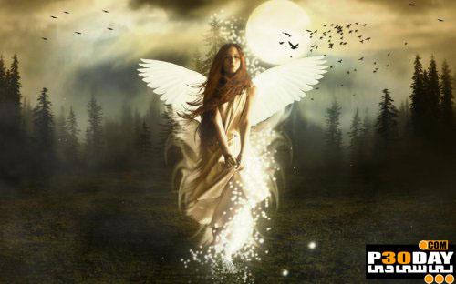 دانلود اسکرین سیور فوق العاده زیبای Beautiful Angel