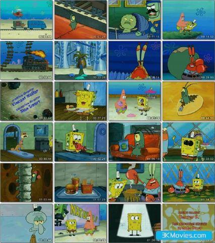 دانلود انیمیشن Spongebob Squarepants The Great Patty Caper 2011