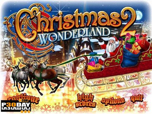 دانلود بازی یافتن اشیاء پنهان Christmas Wonderland 2 Final