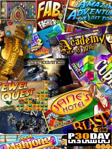 دانلود مجموعه 400 بازی کم حجم و فوق العاده زیبا برای کامپیوتر