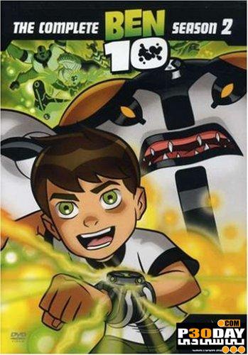 دانلود انیمیشن زیبا و پرطرفدار Ben 10 فصل دوم بصورت کامل ( 13 قسمت )