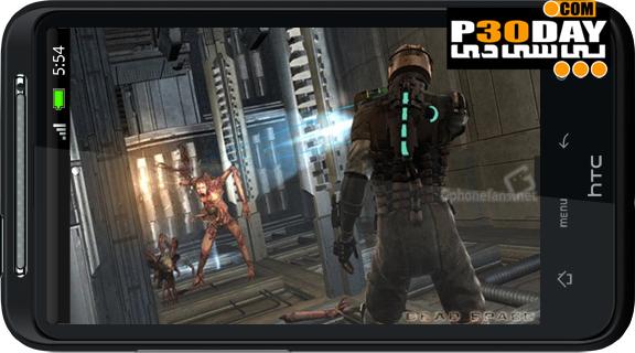 دانلود بازی آندروید Dead space HD 1.1.37