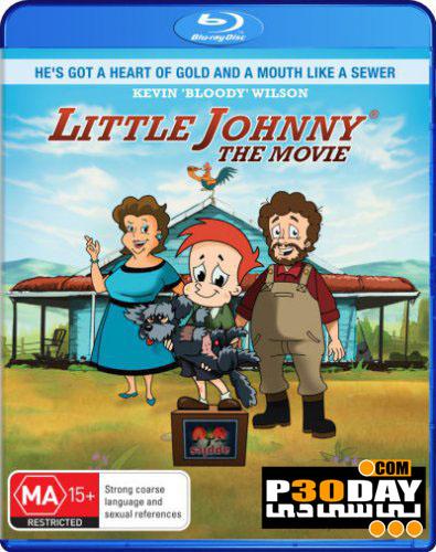 دانلود انیمیشن Little Johnny The Movie 2011