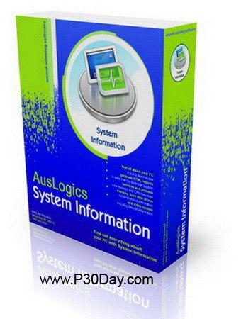 نرم افزار بدست آوردن اطلاعات سیستم Auslogics System Information 2.1.0.0