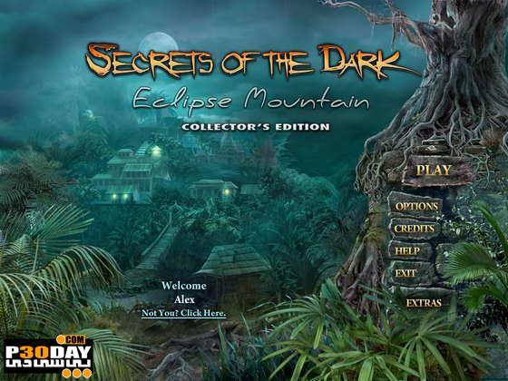بازی Secrets of the Dark 2: Eclipse Mountain Collector's Edition 2012