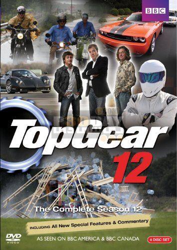 دانلود فصل دوازدهم مستند تخت گاز Top Gear Season 12 – 2008