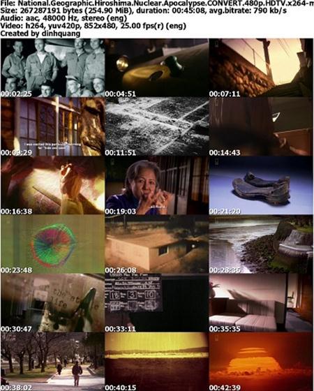 دانلود فیلم مستند فاجعه هسته ای هیروشیما