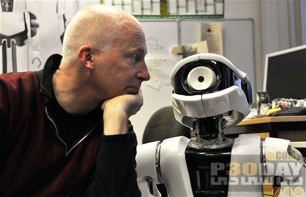 دانلود فیلم مستند جدید ربات های انسان نما BBC Horizon: The Hunt for AI 2012