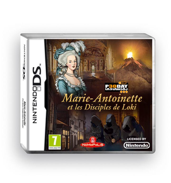 بازی اشیاء پنهان Marie Antoinette and the Disciples of Loki v1.0.0.1