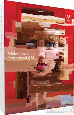 دانلود نسخه جدید نرم افزار Adobe Flash Professional CS6 Final