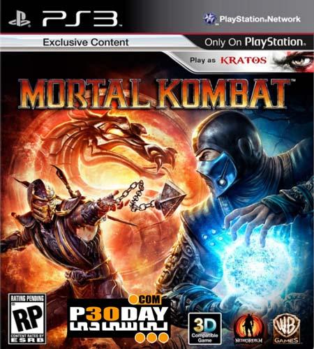دانلود بازی Mortal Kombat 2011 برای PS3 با لینک مسقیم