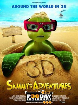 دانلود انیمیشن زیبا و دیدنی A Turtles Tale Sammys Adventure 2010